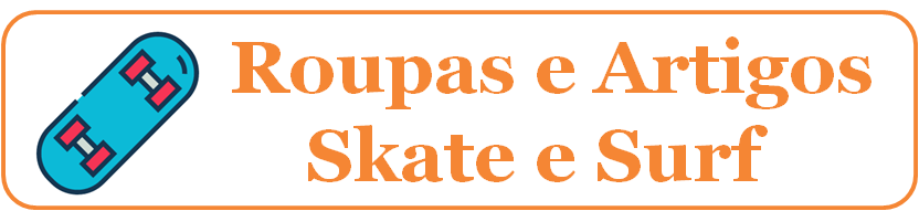 Roupas e Acessórios de Skate e Surf em Piraquara