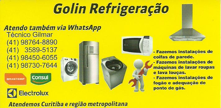 Golin Refrigeração e Consertos