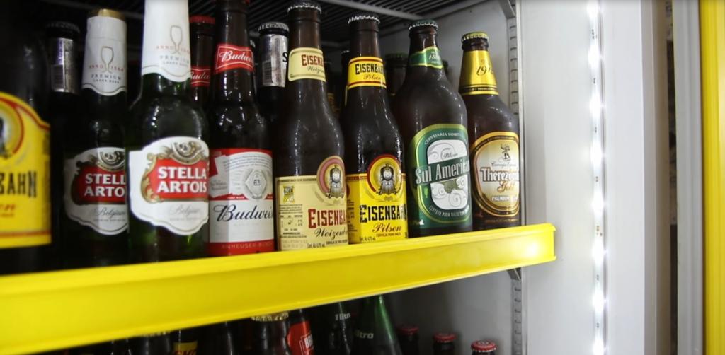 Cervejas JJ Lanchonete e Assados