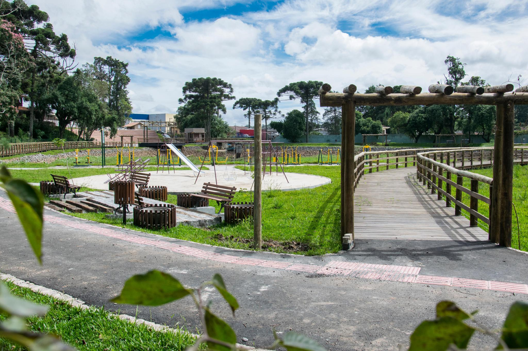 Parque das Águas em Piraquara 2