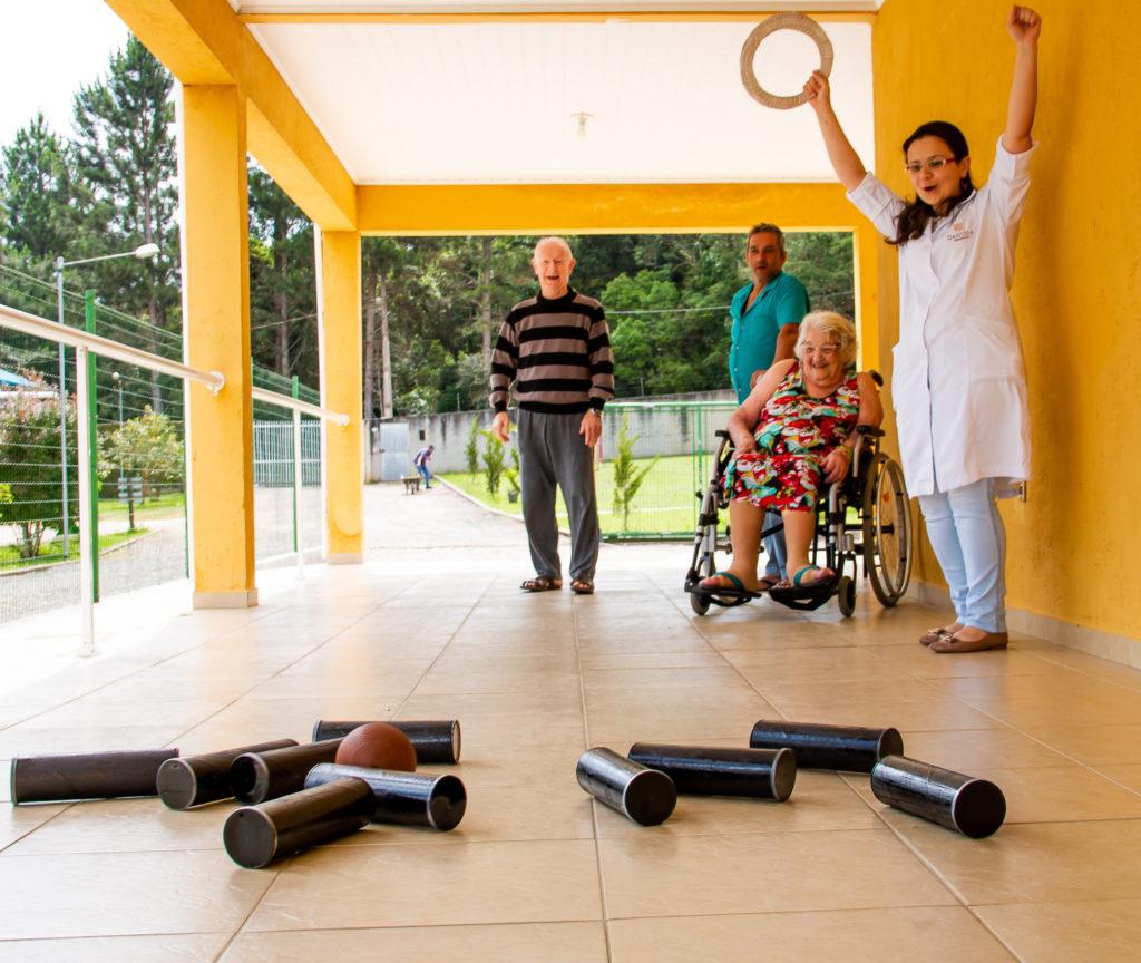 Casa de Repouso Danusia Sede em Piraquara