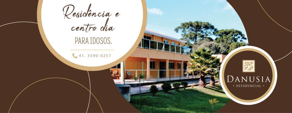 Casa de Repouso em Piraquara Danusia Residencial
